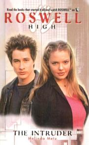 Cover of: The Intruder (Roswell High)