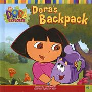 Cover of: Dora's Backpack
