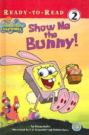 Cover of: Show Me the Bunny!