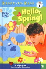 Cover of: Hello, Spring!