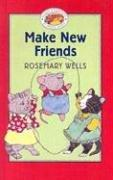 Cover of: Make New Friends (Yoko & Friends--School Days)