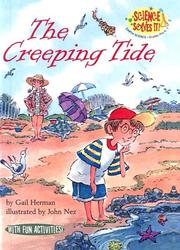 Cover of: Creeping Tide (Science Solves It!)
