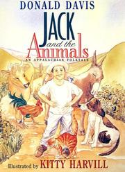 Cover of: Jack and the Animals | Donald Davis