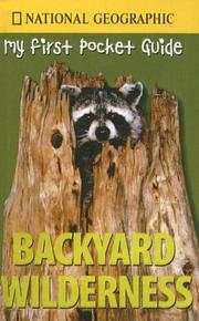 Cover of: Backyard Wilderness