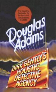 Cover of: Dirk Gently's Holistic Detective Agency