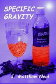 Cover of: Specific Gravity