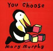 You choose by Murphy, Mary