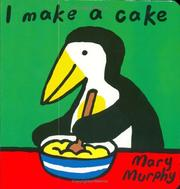 Cover of: I make a cake