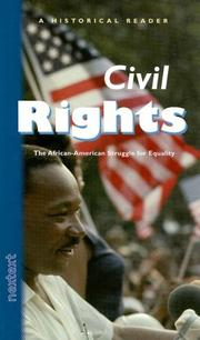 Cover of: Civil rights |
