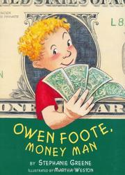 Cover of: Owen Foote, Money Man