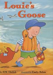 Cover of: Louie's goose