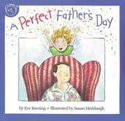 Cover of: A Perfect Father's Day
