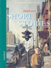 Cover of: American Short Stories | Nextext
