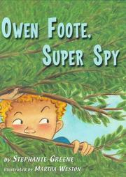 Cover of: Owen Foote, Super Spy