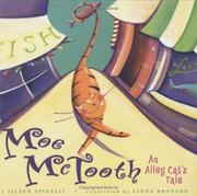 Cover of: Moe McTooth: an alley cat's tale