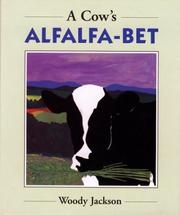 Cover of: A Cow's Alfalfa-Bet