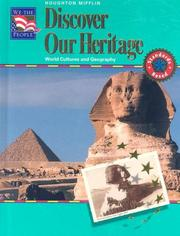 Cover of: Discover Our Heritage: World Cultures and Geography