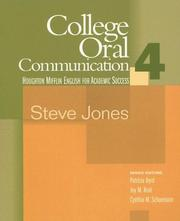 Cover of: College Oral Communication 4