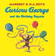 Cover of: Curious George and the Birthday Surprise