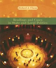Cover of: Readings & Cases In State And Local Politics