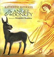 Cover of: The Angel and the Donkey | Katherine Paterson