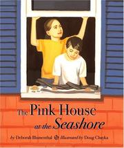 Cover of: The pink house at the seashore