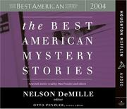The Best American Mystery Stories 2004 (The Best American Series (TM))