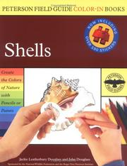 Cover of: Shells (Peterson Field Guides Color-In Books) | John Douglass