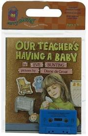 Cover of: Our Teacher's Having a Baby