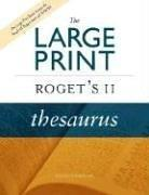 Cover of: The Large Print Roget
