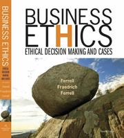 Cover of: Business Ethics | O. C. Ferrell