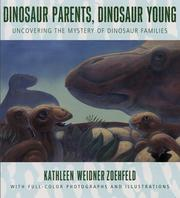 Cover of: Dinosaur Parents, Dinosaur Young