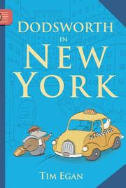 Cover of: Dodsworth in New York | Tim Egan