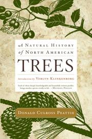 Cover of: A Natural History of North American Trees