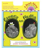 Cover of: George and Martha Book and CD (Read-Along Books) | James Marshall