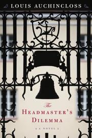 Cover of: The Headmaster