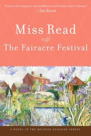 Cover of: Fairacre Festival | Miss Read