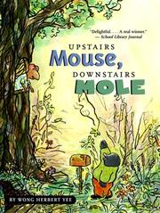 Cover of: Upstairs Mouse