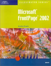 Cover of: Microsoft FrontPage 2002 - Illustrated Brief (Illustrated Series. Brief)
