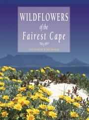 Cover of: Wildflowers of the fairest Cape