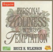 Cover of: Personal Holiness in Times of Temptation