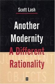 Another Modernity: A Different Rationality