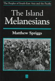 Cover of: The island Melanesians