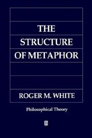 Cover of: The structure of metaphor