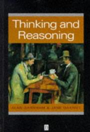 Cover of: Thinking and reasoning | Alan Garnham