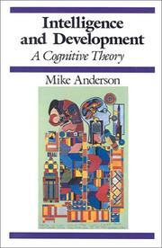 Intelligence and development by Mike Anderson