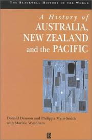 A history of Australia, New Zealand, and the Pacific