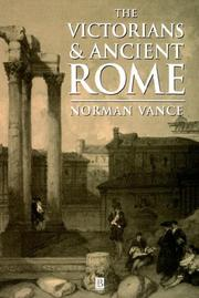 Cover of: The Victorians and Ancient Rome