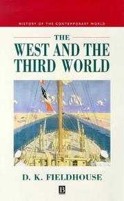 Cover of: The West and the Third World