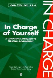 Cover of: In Charge of Yourself: A Competence Approach to Personal Development (In Charge)